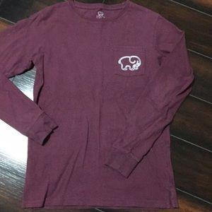 Purple Ivory Ella shirt
